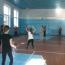 Соревнования по футболу и волейболу с учениками МБОУ СОШ №23 х. Тысячного
