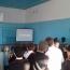 Общешкольное мероприятие, посвященное годовщине освобождения Ленинграда